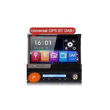 "ERISIN es6588k 7"" detachable 1 Din Car DVD Player USB SD GPS RDS DTV-IN DAB +"