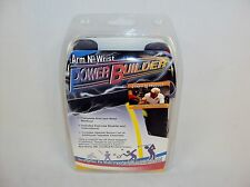 Arm N' Wrist Power Builder ~ Stretching And Resistance Training Tool