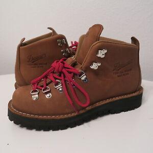 Danner Mountain Light Cascade Boots 31528 Men's 7.5 EE Wide Clovis Brown