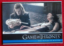 GAME OF THRONES - Season 6 - Card #30 - THE WINDS OF WINTER C - Rittenhouse 2017