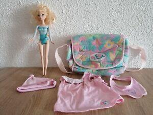 Elsa Puppe Disney , Baby Born , Wickeltasche , Kleidung