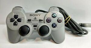 CONTROLLER PAD SONY PLAYSTATION 1 ORIGINALE PS1 COLORE GRIGIO