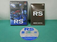 PlayStation2 -- RS : Riding Spirits -- PS2. JAPAN GAME. 37279