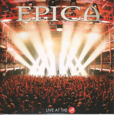 Epica - Unchain Utopia - Live at AB VINYL | Within Temptation Nightwish Delain