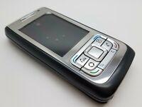 VGC Working Nokia Slide E65 Black/Silver (Unlocked Including Three) Mobile Phone