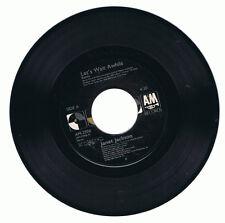 Lot of 5 Records- Anita Baker/Bob Seger/Janet Jackson/Lionel Richie/Phil Collins