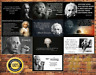 Job Lot 10 x METAL TIN SIGN WALL PLAQUE ALBERT EINSTEIN QUOTES COLLECTION #1