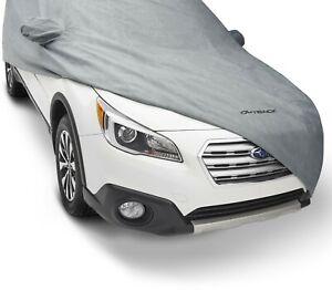 2010-2019 Genuine Subaru OUTBACK OEM Full Car Cover M001SAJ000 Genuine