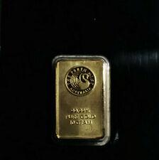 Gold Bullion Bar 10g - Perth Mint -99.99% Fine