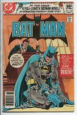DC Comics Batman #329 Nov. 1980 FN  Two Face!