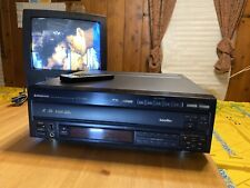 PIONEER CLD-M90 LASERDISC PLAYER In Very Good Condition, Manual & Remote Incl.