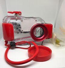 OLYMPUS STYLUS 400 300 410 mju Waterproof Diving Case pour Appareils photo numériques PT-016
