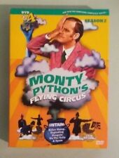 MONTY PYTHON'S FLYING CIRCUS  set 4 four  DVD