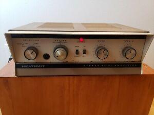 Heathkit AA-32 Stereo Tube Amplifier (circa 1965)- EXCELLENT!
