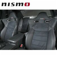 NISMO Seat Cover Set For SKYLINE GT-R BNR34 PVC Leather/Ultra Suede 87900-RNR40