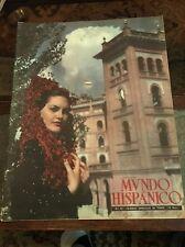 Mundo Hispanico September 1950~ Bullfighting