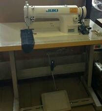 JUKI HI-SPEED 8700 SELF OILING SEWING MACHINE, COMPLETE SET LATEST MODEL