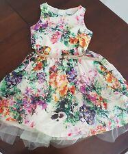 BNWOT Gorgeous Next signature Dress 8 Years