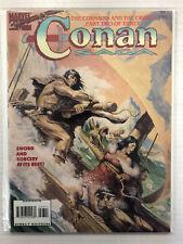 Conan Saga # 93 Gran Tamaño Cómic Revistas Marvel 1994