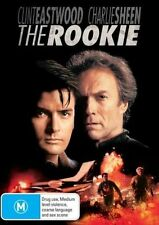 The Rookie DVD Clint Eastwood R4