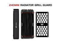 THERMAL TAKE - 240MM GTX Computer Radiator Cover Water Cooling Fan Guard Grill