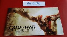 ARTBOOK GOD OF WAR L'HISTOIRE NEUF EDITION LIMITEE