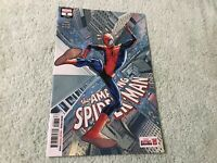 THE AMAZING SPIDER-MAN 8 LGY 809  walmart variant cover Marvel comic book