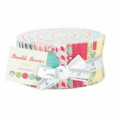 Bumble Berries Jelly Roll-  The Jungs for Moda Fabrics