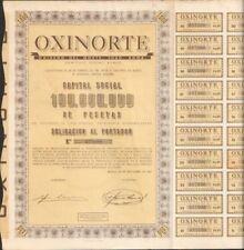 OXINORTE (BILBAO ESPAGNE) (U)