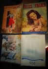 Anciens Catalogue Au Printemps Mode Pret à Porter & Magazines Filles de France