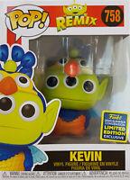 Pixar Alien Remix Kevin Funko Pop Vinyl #758 SDCC 2020 Exclusive Toy Story Up