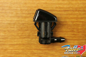 2007-2012 Jeep Liberty Dodge Nitro Windshield Washer Fluid Nozzle Mopar OEM