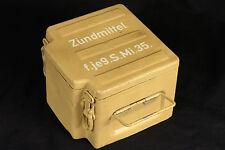 STENCIL FOR WW2 WWII GERMAN BOX CASE CONTAINER  ZUNDMITTEL FUSE S.Mi.35 MINES