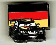 Disney Cars 2 pin MAX SCHNELL Audi lapel pin