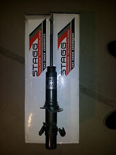 NEW STAGG SHS 4 SHOCKS HONDA ACCORD 90 91 92 93 94 95 96 97 ACURA CL CLS 97-99