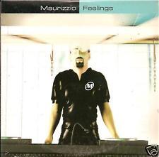 MAURIZZIO - feelings CDS!! 2TR eurodance 2000 RARE!!