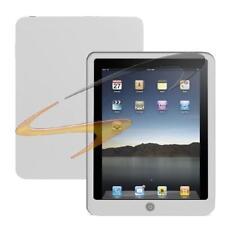 Silikonhülle weiß Silikon Case iPad 1, Hülle Tasche +Displayschutzfolie (419)