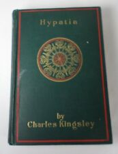 HYPATIA, CHARLES KINGSLEY Hardcover