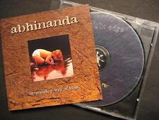 "Abhinanda ""Neverending well of Bliss"" - CD maxi"