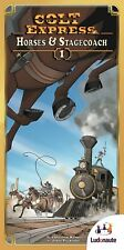 Asmodee: Colt Express - Horses & Stagecoaches (New)