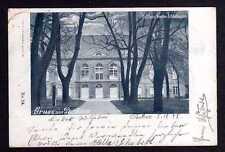 99788 AK Berlin Pankow Schloss Nieder Schönhausen 1898