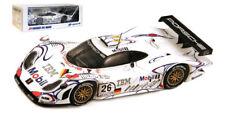 Spark 43LM98 Porsche 911 GT1 #26 Winner Le Mans 1998 - 1/43 Scale