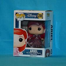 The Little Mermaid Ariel Pink Glitter Dress Pop Vinyl Figure Funko 220
