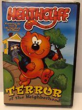 Heathcliff - Terror of the Neighborhood New DVD