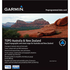 Garmin Australia & Zealand 2013.v4 Topo Map Micro SD V4 Fast