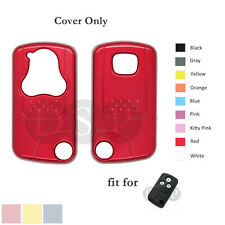 Paint Metallic Color Shell Cover for HONDA Smart Remote Key Civic Accord 3BTN RD