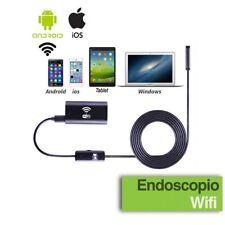 TELECAMERA ENDOSCOPICA WIFI PER ISPEZIONE ENDOSCOPIO IPHONE ANDROID 3,5 METRI