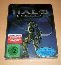 Blu Ray - Halo Legends - Steelbook ( Metalcase Blueray Blue bluray ) - Neu OVP
