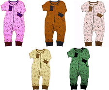 Unisex Baby Footless,Baby-grow Sleepsuit Bodysuit,Playsuit Romper NB to 12month
