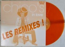 Chico's in love Maxi 45 tours Promo Les remixes 2002